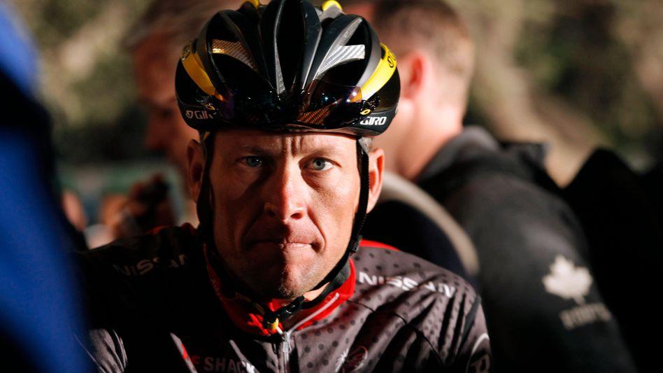 Unter Dopingverdacht: Der frühere Radprofi Lance Armstrong wurde nie positiv getestet