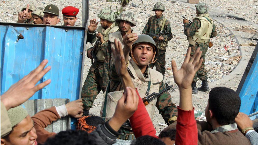 Ägypten: Blutige Schlacht in Kairo