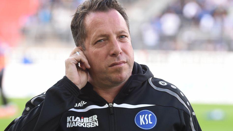 Trainer Kauczinski: Abschied am Saisonende