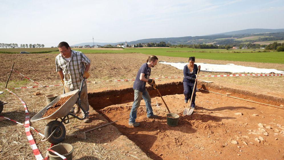 Hunsrück: Das cäsarsche Militärlager