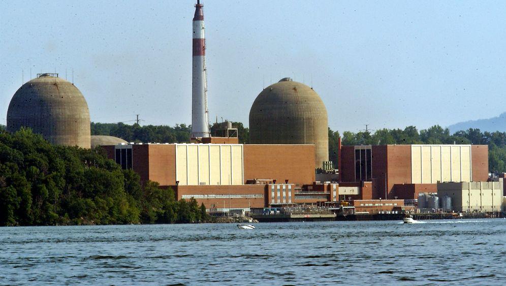 Seit 1962 in Betrieb: Das Atomkraftwerk Indian Point