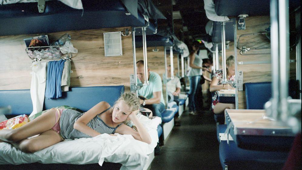 Transsibirische Eisenbahn: 9288 Kilometer auf Schienen