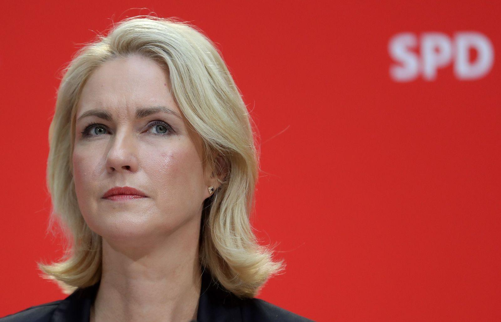 Manuela Schwesig/ SPD