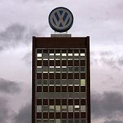 VW-Verwaltungsgebäude: Fünf Millionen Schaden