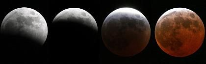 """Mond (totale Finsternis Anfang März): """"Auch einen Claim abstecken"""""""