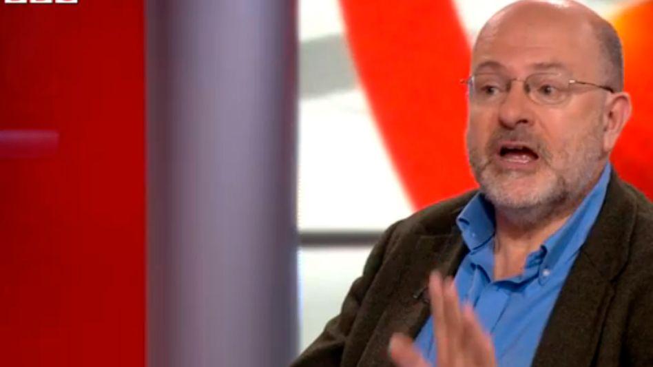 BBC-Reporter John Sweeney: In Erklärungsnot nach Undercover-Einsatz