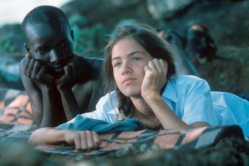 Szene aus »Nirgendwo in Afrika«