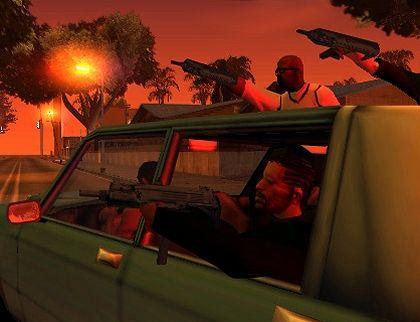 GTA San Andreas: Verbesserte Aufmerksamkeitsleistung