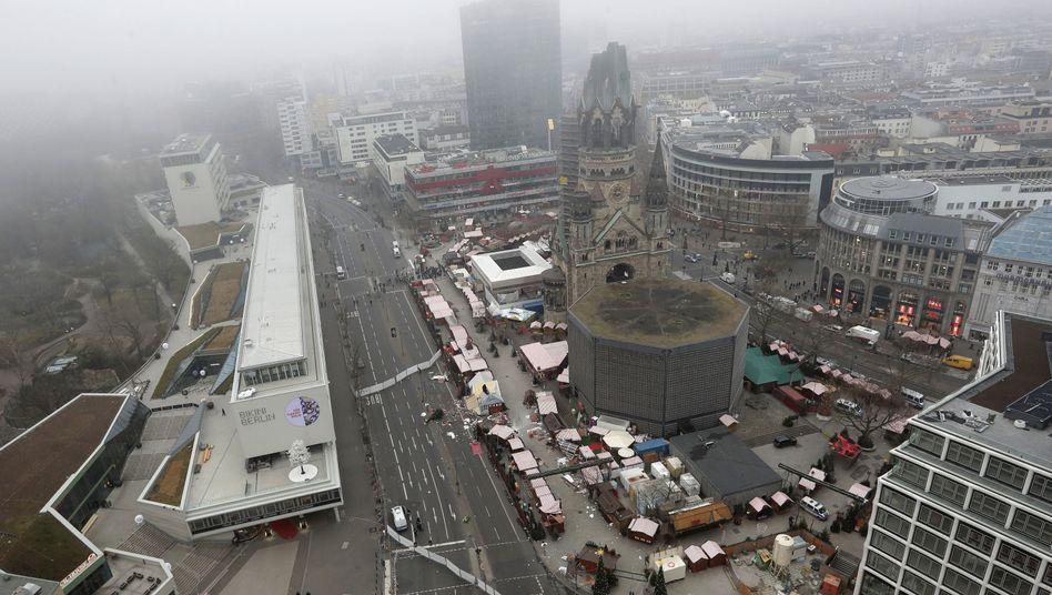 Berliner Breitscheidplatz