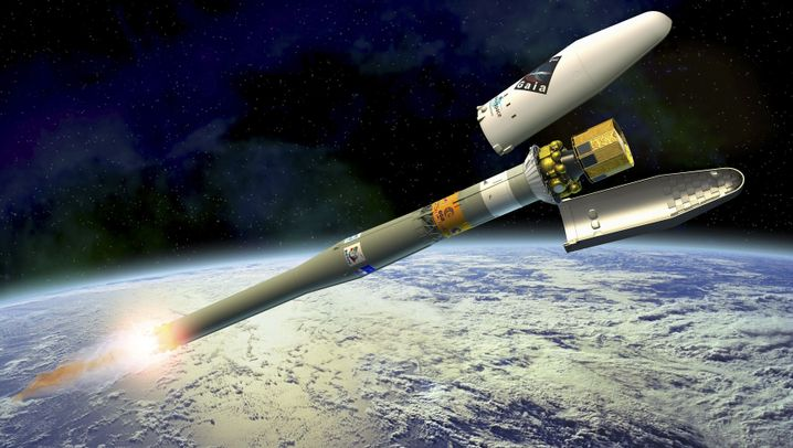"Teleskop ""Gaia"": Vermessung des Sternenhimmels"