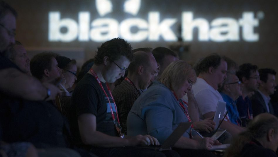 Teilnehmer der Black Hat 2013: Angriff auf das TLS-Protokoll