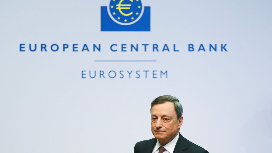 EZB-Chef Draghi