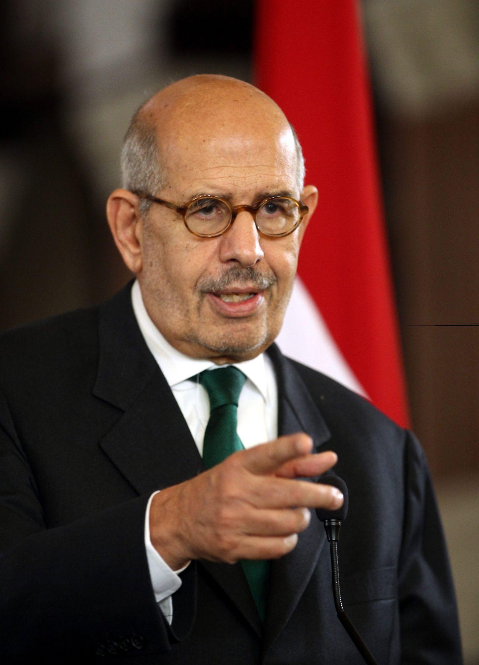 Mohammed al-Baradei
