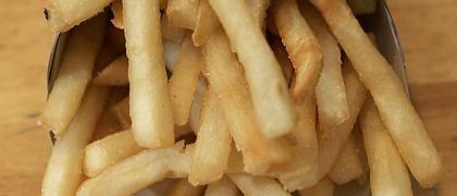 Pommes frites: Die Verpackung macht den Geschmack - schon für Kinder im Vorschulalter