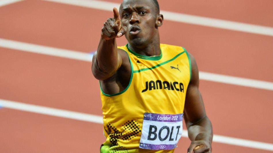 Sprinter Bolt: Einsatz im Testspiel für ManUnited geplant