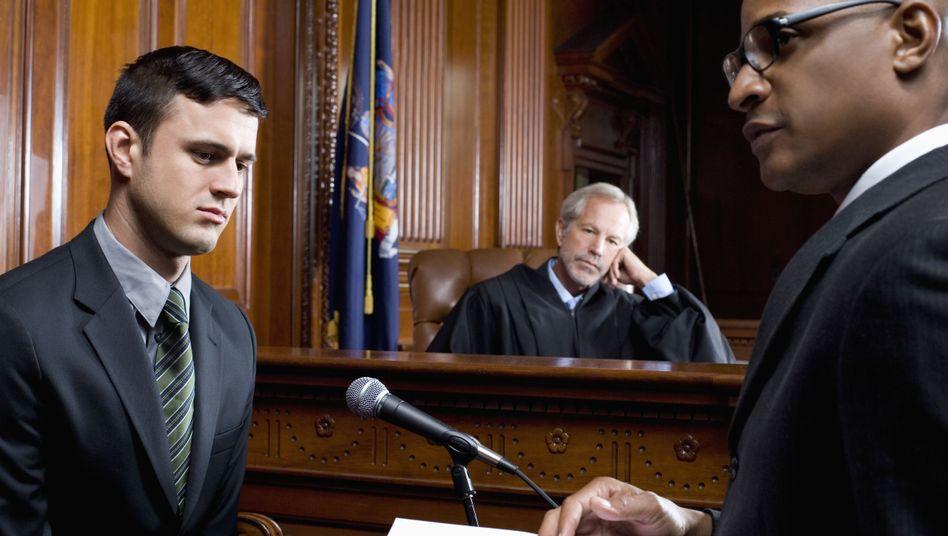 Augenzeuge vor Gericht: Befragung Monate oder gar Jahre später
