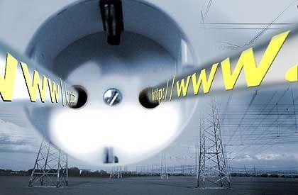 Platz 8 (5,88 Punkte): Powerline. Nach gut einem Jahr musste RWE die Pläne vom Internet aus der Steckdose wieder begraben.