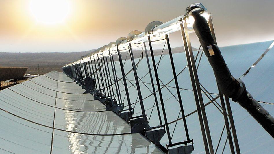 Solaranlage in Las Vegas: Siemens wickelt Sparte ab