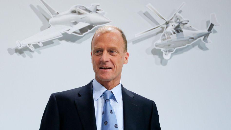 EADS-Chef Enders: Flugzeugtochter Airbus vergoldet die Bilanz 2012