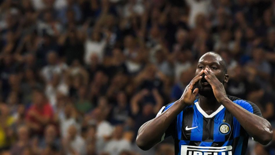 Lukaku wechselte im Sommer für angeblich 80 Millionen Euro Ablöse von Manchester United zu Inter Mailand