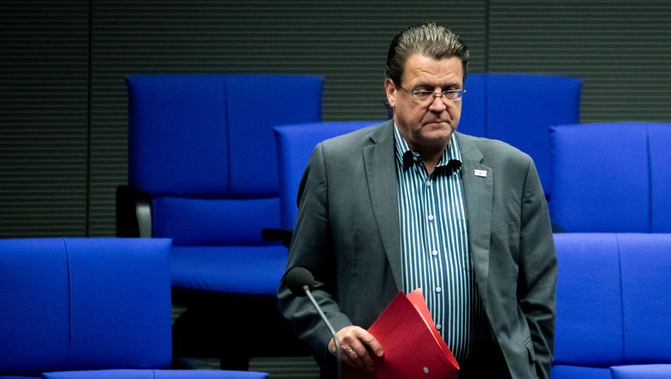 AfD-Abgeordneter Brandner