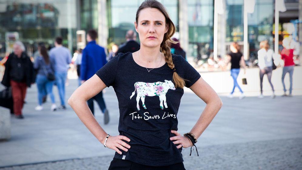 """Peta-Aktivistin: """"Ich kann mit meinem Körper machen, was ich will"""""""