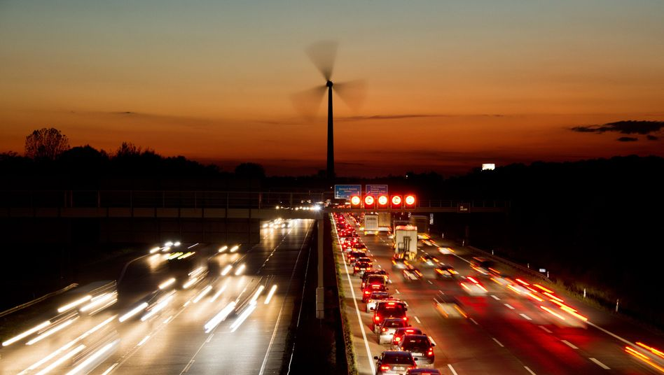 Autos, Windrad: Energiesektoren zusammendenken