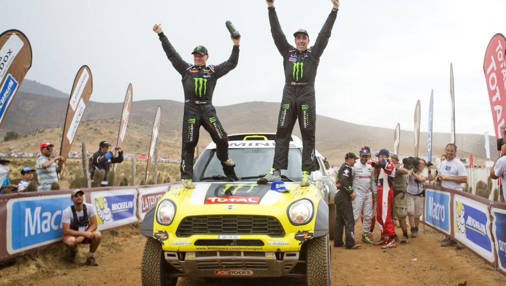 Rallye Dakar: Triumph für Roma und Coma