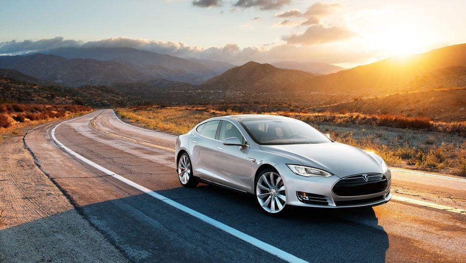 Tesla Model S: Hohe Verkaufszahlen in Norwegen - dank staatlicher Kaufanreize