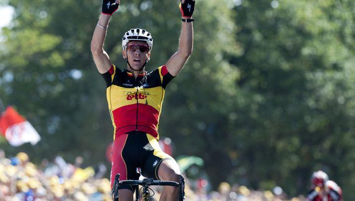 98. Frankreich-Rundfahrt: Die Etappensieger der Tour 2011