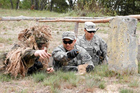 US-Soldaten beim Manöver in Polen (2014): Die Truppen sollen aufgestockt werden