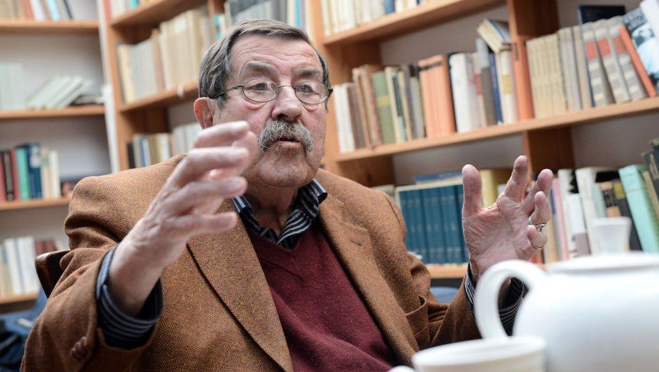"""Günter Grass: """"Eine Kampagne gegen mich"""""""