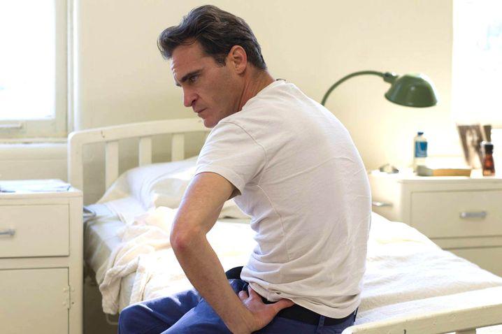 "Joaquin Phoenix in Paul Thomas Andersons Meisterwerk ""The Master"""