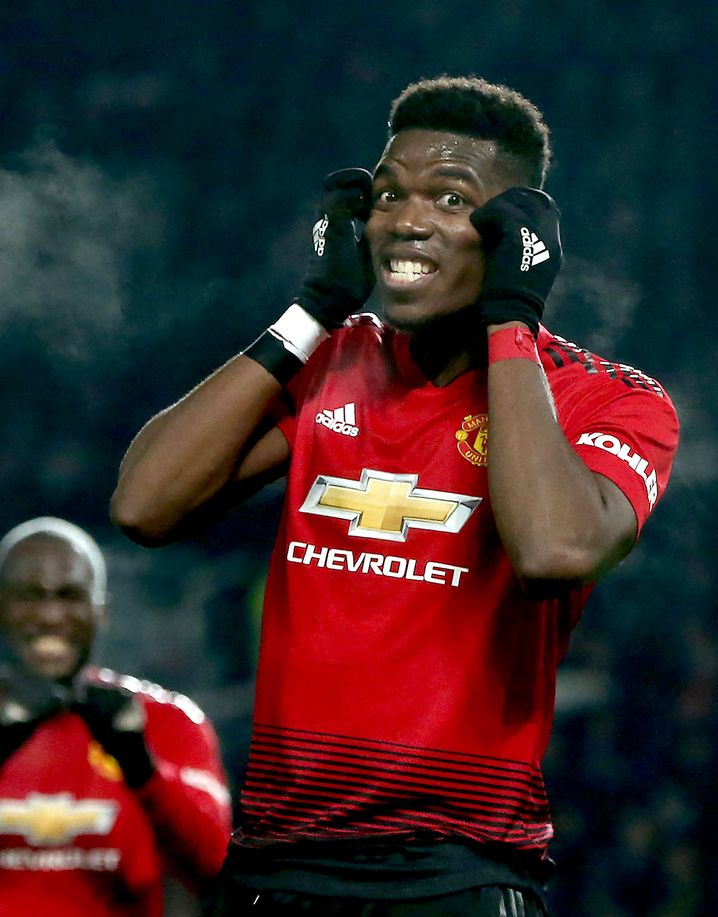 Paul Pogba: Bald Madrid statt Manchester?