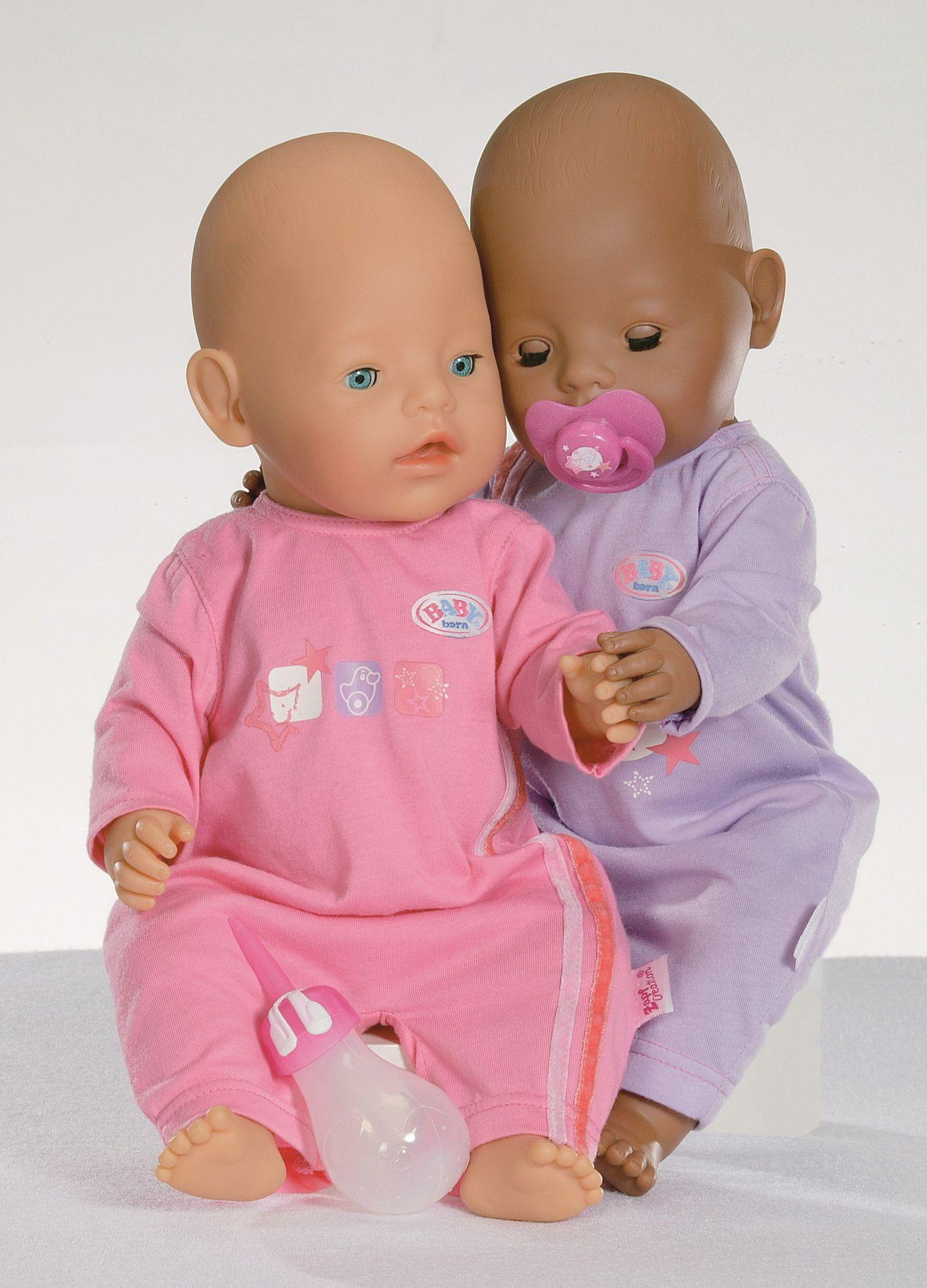 Zapf-Creation, Puppen Baby Born