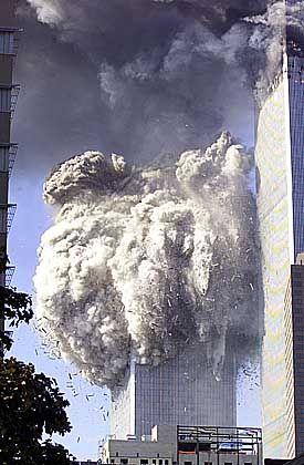 Einsturz des World Trade Center: Statischer Schneeballeffekt