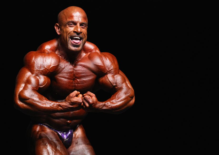 Bodybuilding: Muskelsucht ist eine Krankheit - DER SPIEGEL