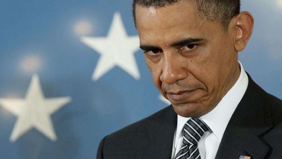 US-Präsident Obama: Zweifellos grausige Bilder