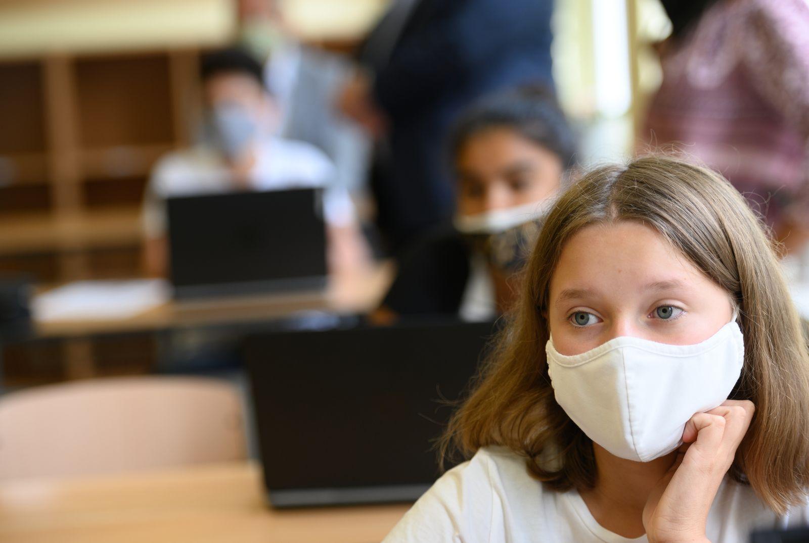 Schulstart in Rheinland-Pfalz