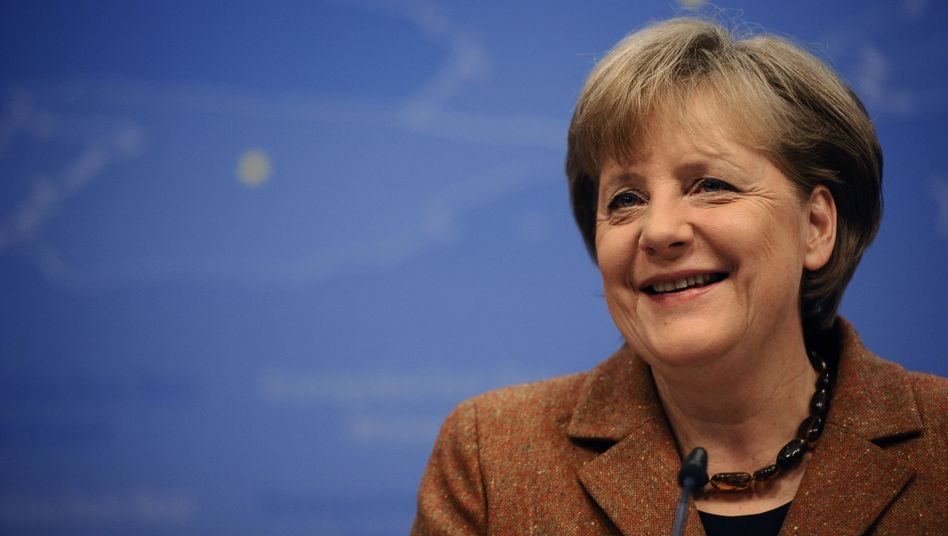 """Bundeskanzlerin Angela Merkel: """"Die Richtlinie muss umgesetzt werden"""""""