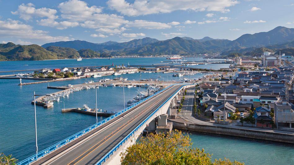 Heimat, süße Heimat: Die Präfektur Yamaguchi in Japan