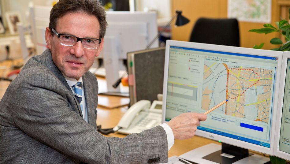 Kriminaldirektor Karl Geyer: Profi-Einbrecher kommen oft mehrmals