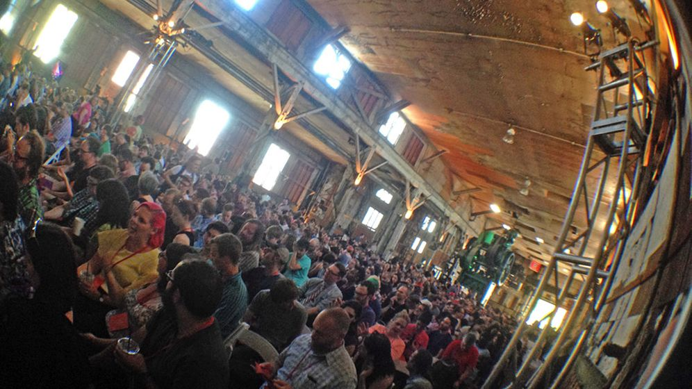 XOXO-Festival in Portland: So feiert sich das Indie-Web
