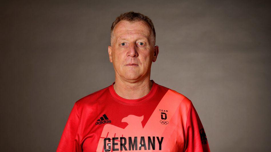 Patrick Moster, Sportdirektor des Bundes Deutscher Radfahrer (BDR)