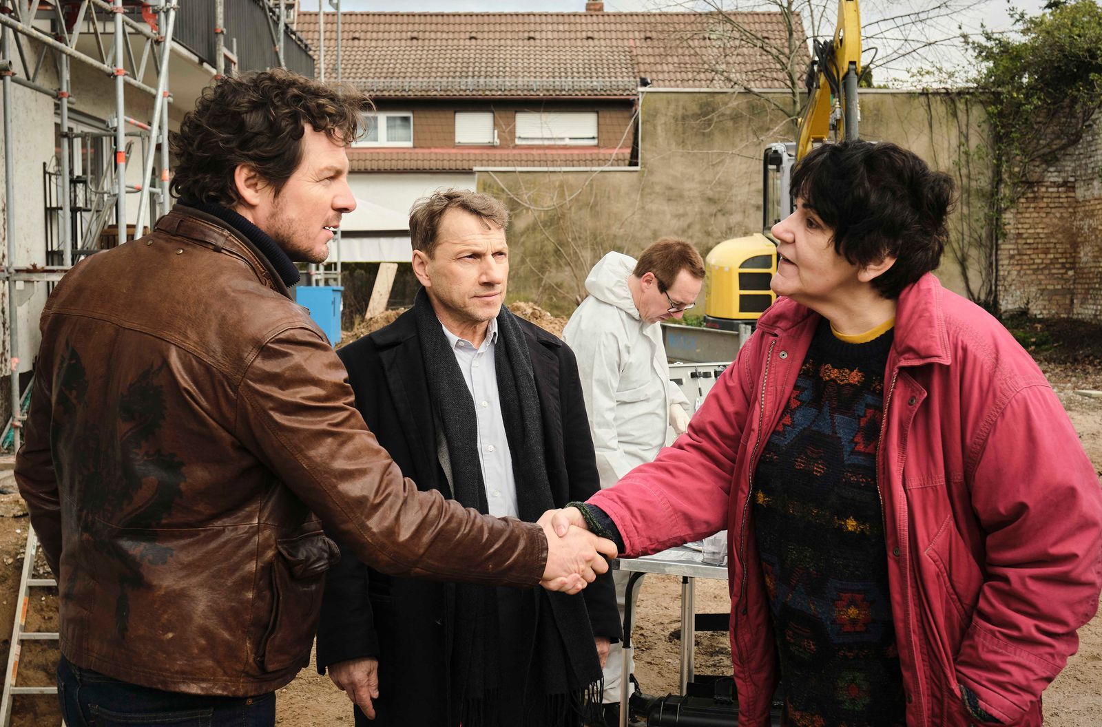 TV/ Tatort: Das ist unser Haus