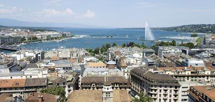 Genf: Traditionell wichtigste Anlaufstelle für arabische Anleger
