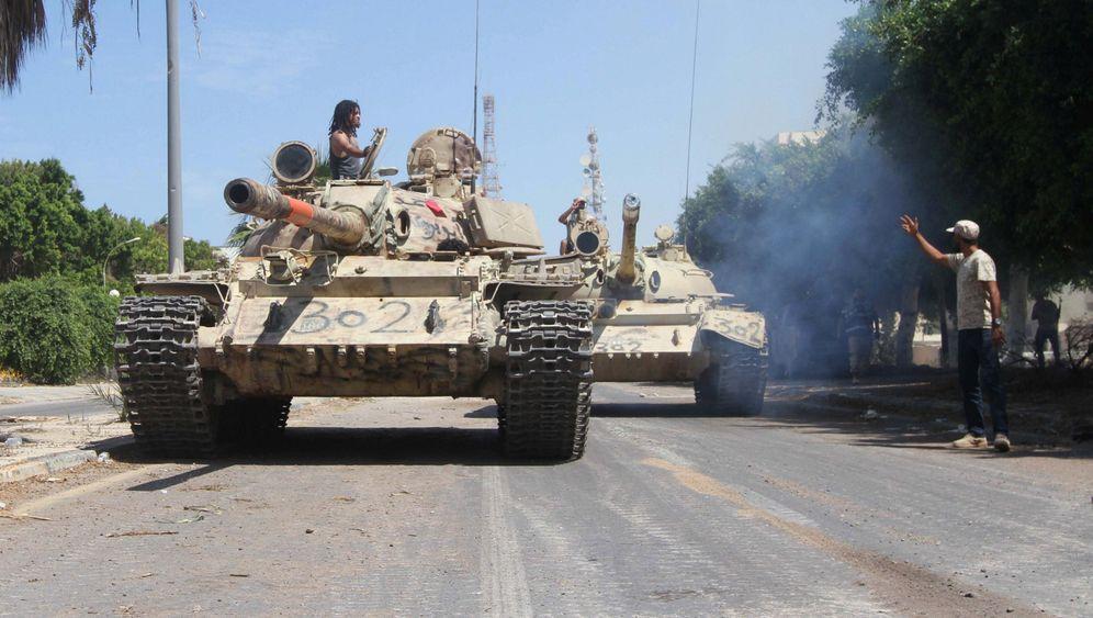 Bürgerkrieg in Nordafrika: Machtkampf um Libyens Öl