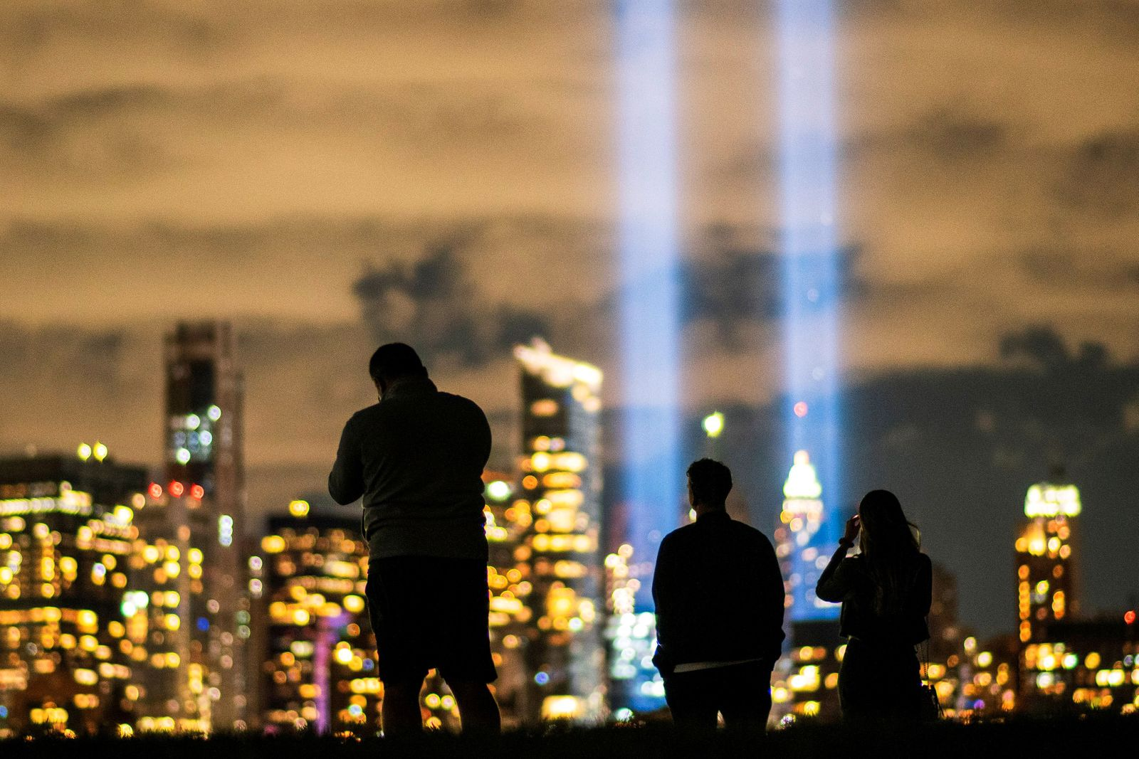 Ceremonies held to mark 19th anniversary of September 11, 2001 attacks on World Trade Center in New York