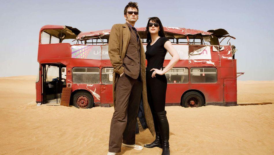 Doctor Who: Einer der bekanntesten Zeitreisenden überhaupt, allerdings fiktiv