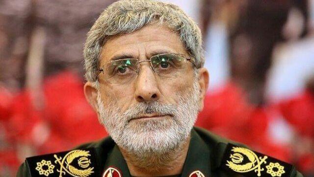 Ismail Ghaani - der neue Chef der Quds-Brigaden